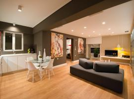 Ma Maison Nο 2, Luxury Central Suite with Parking, 15' to Acropolis by Metro, 1' from Metro, accessible hotel in Athens