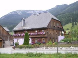 Ferienwohnung Andrea, Ferienwohnung in Bad Mitterndorf