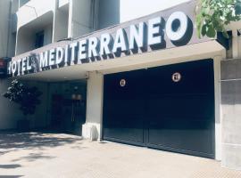 Hotel Mediterraneo, hotel en San Miguel de Tucumán