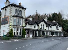 The Sun Inn, hotel in Windermere