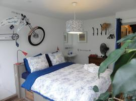 Bed and Breakfast Amsterdam West, holiday rental sa Amsterdam