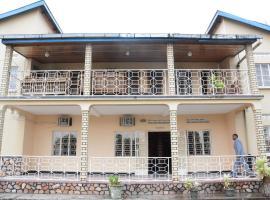 Rwenzori International Hotel, hotel a Kasese