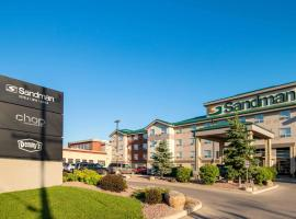 Sandman Hotel & Suites Winnipeg Airport, hotel near Winnipeg James Armstrong Richardson International Airport - YWG,