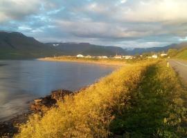 Vallargata 6, hótel á Þingeyri