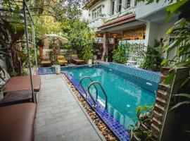 VMANSION Boutique Hotel, отель в Пномпене