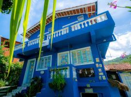 Pousada Água Marinha, family hotel in Angra dos Reis