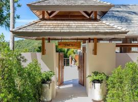 Thai Villa at Aspire Villas, hotell sihtkohas Salad Beach