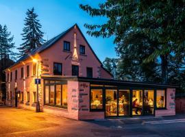 Apartmány Milenium, ubytování v soukromí v destinaci Liberec
