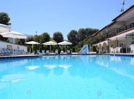 Hotel Afroditi, hotel in Paralia Panteleimonos