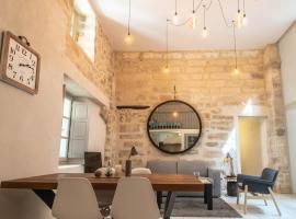 Loft rue des Teinturiers, pet-friendly hotel in Avignon