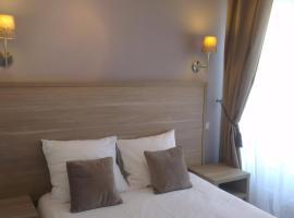 Luxelthe, hotel en Pigalle, París