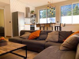Apartment Maya, La Praz, Chamonix Mont Blanc, hotel near Les Praz - La Flégère Ski Lift, Chamonix