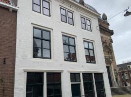 Appartement OKP15, pet-friendly hotel in Middelburg