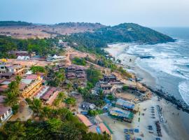 Alcove Resort, spa hotel in Vagator