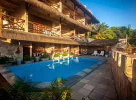 Castelo Beach Hotel, hotel in Natal