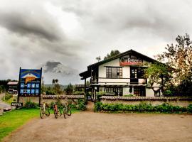 Rondador Cotopaxi, hotel in Chasqui