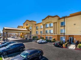 Comfort Inn & Suites Sacramento – University Area, hotel in Sacramento