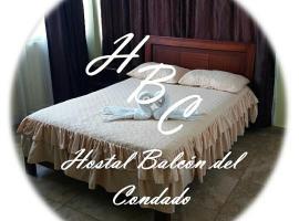 Hostal Balcon del Condado, hotel perto de Metade do Mundo, Quito