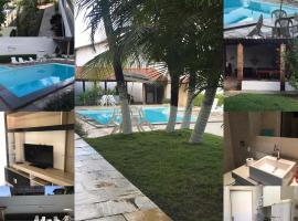Apto. n. 208 no Cond. Cumaru, hotel with pools in Marechal Deodoro