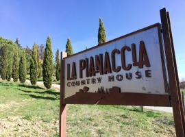 La Pianaccia Country House, farm stay in Manciano