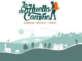 Albergue la Huella del Camino, hotel near El Capricho, Comillas
