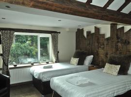 Alpine Lodge Guest House, hotel near Snowdon Mountain Railway, Llanberis