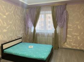 Apartaments Naberezhnaya 35, hotel in Pushkino