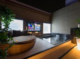 HOTEL W-PARTY-W GROUP HOTELS and RESORTS-, love hotel in Kawaguchi