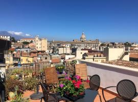 Trìcora Sicilian B&B, hotel a Catania