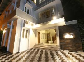 Castilo Inn Hotel Apartments, apartment in Cochin