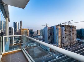 City Nights Holiday homes -2B Burj Al Nujoom Tower, budget hotel in Dubai