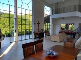 Zen, family hotel in Itaipava