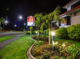 BKs Palm Court Motor Lodge, hotel in Gisborne