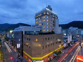 奄美サンプラザホテル、奄美市のホテル