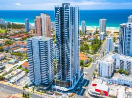 Qube Broadbeach Ocean View Apartments, hotel near Gold Coast Convention and Exhibition Centre, Gold Coast