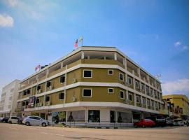 Apple Suites Hotel, hotel in Sitiawan