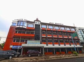 Hotel Sumatera, hotel poblíž Letiště Polonia - MES, Medan
