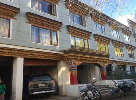 Chonjor Residency Leh, hotel in Leh