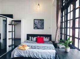 Zooz Studio, hotel in Ho Chi Minh City
