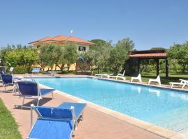 Villa Tina, budget hotel in Santa Maria di Castellabate