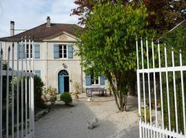Une Parenthèse en Champagne, hôtel à Jaucourt près de: Nigloland