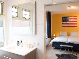 City center Enschede, hotel u gradu Enshede