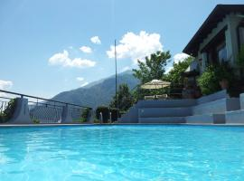 Residence Hotel Odissea, hotel a Gravedona