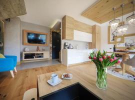 OLI Apartments-Bertolli, hotel with jacuzzis in Zakopane