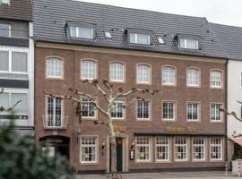 Hotel Werk II, hotel in Bocholt