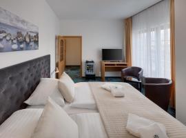 Hotel Oya, hotel poblíž významného místa Pankrác stanice metra, Praha