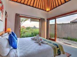 Villa Aprikot Ubud, hotel in Ubud