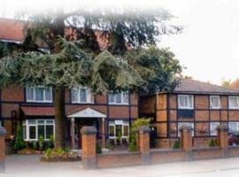 Kings Paget Hotel, hotel in Hillingdon