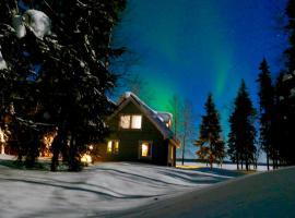 Villa Aurela, mökki Rovaniemellä