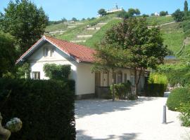 Villa Jordan, Hotel in Radebeul